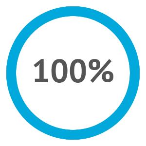 100% Productos Frescos